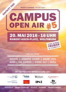 Campus Open Air 2016